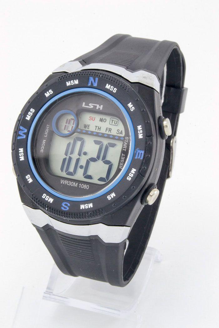 Спортивные наручные часы LSH (код: 11596)