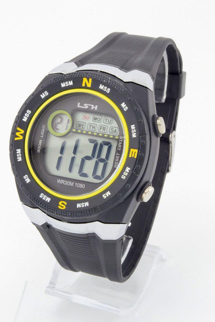 Спортивные наручные часы LSH (код: 11597)
