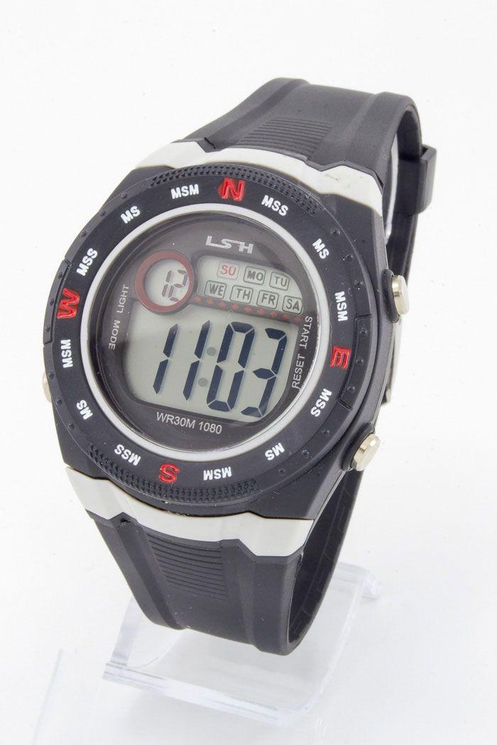 Спортивные наручные часы LSH (код: 11598)