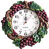 Часы настенные Овощи в кубе (лепка ), фото 4