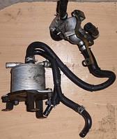 Теплообменник (радиатор, масляный охладитель) / Холодильник масла АКПП Subaru Outback 2.5