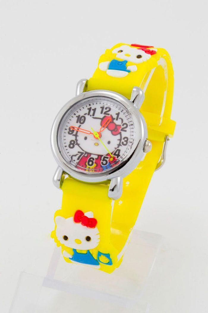 Детские наручные часы Kitty (код: 11759)