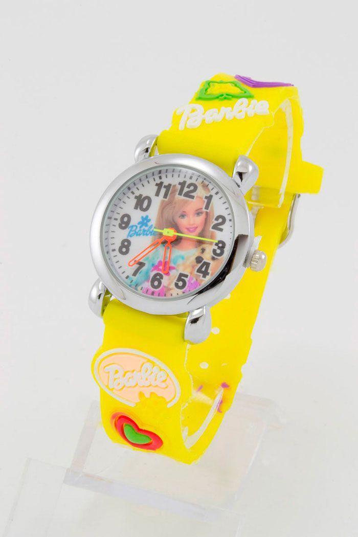 Детские наручные часы Barbie (код: 11765)