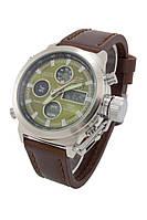 Мужские армейские наручные часы AMST (код: 11950)