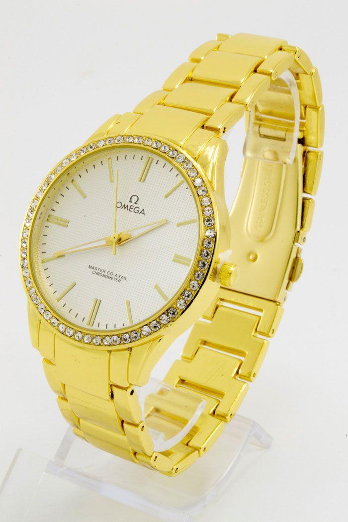 Наручные женские часы Omega (код: 12027)