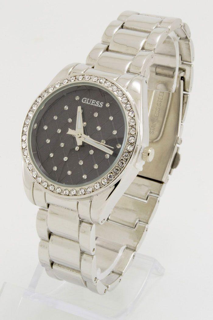 Наручные женские часы Guess (код: 12070)
