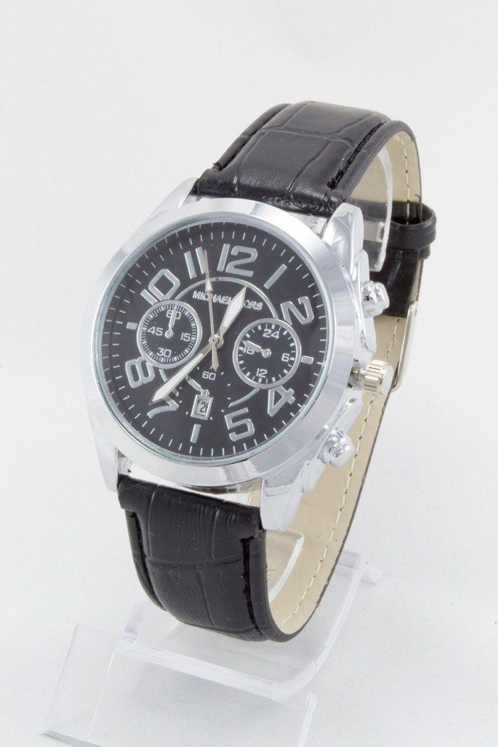 Часы наручные мужские Mісhаеl Коrs (в стиле Майкл Корс) (код: 12100)
