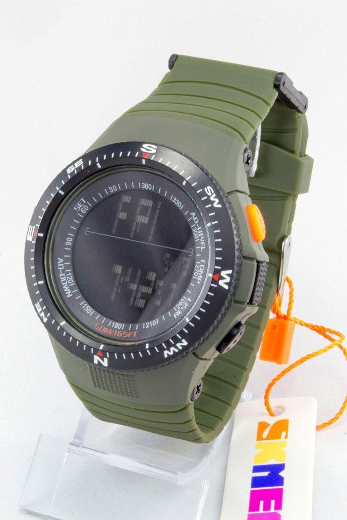Часы наручные спортивные Skmei (код: 12145)