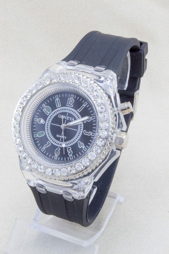 Наручные женские часы Geneva (код: 12200)