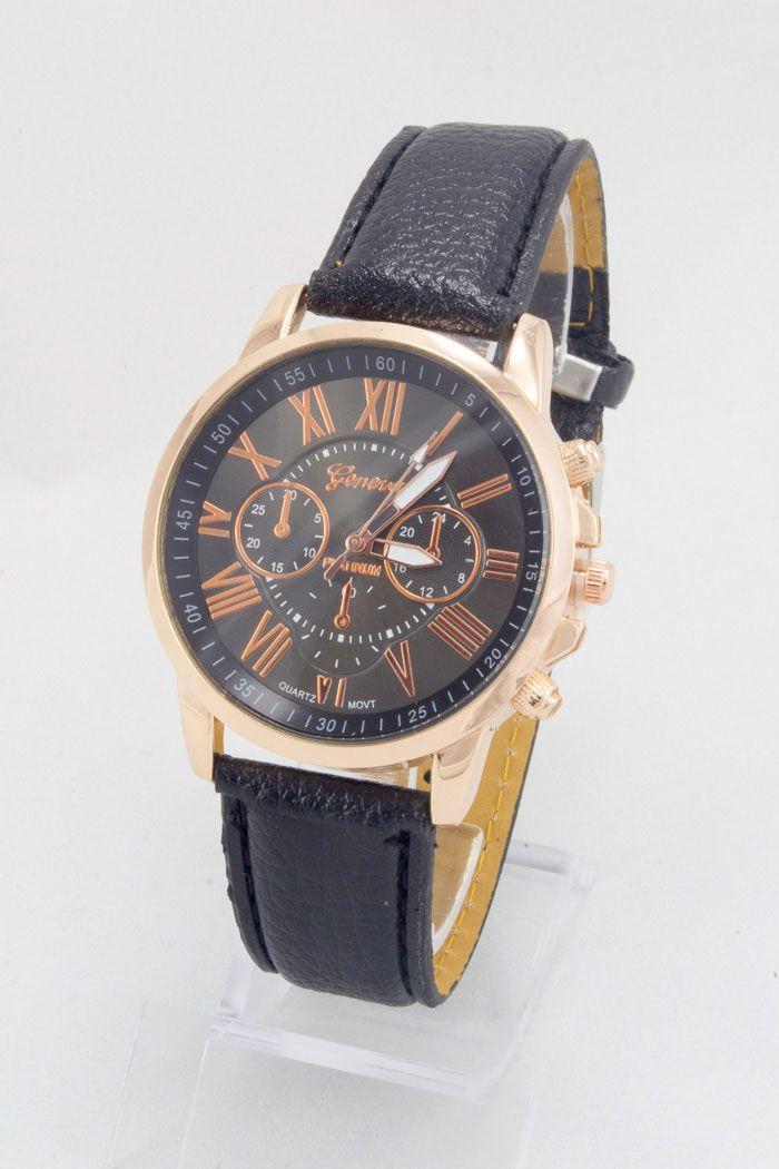 Женские наручные часы Geneva (код: 12309)