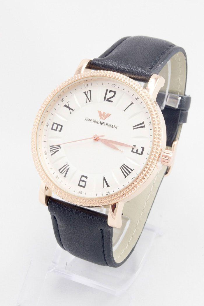 Мужские наручные часы Emporio Armani (код: 12401)