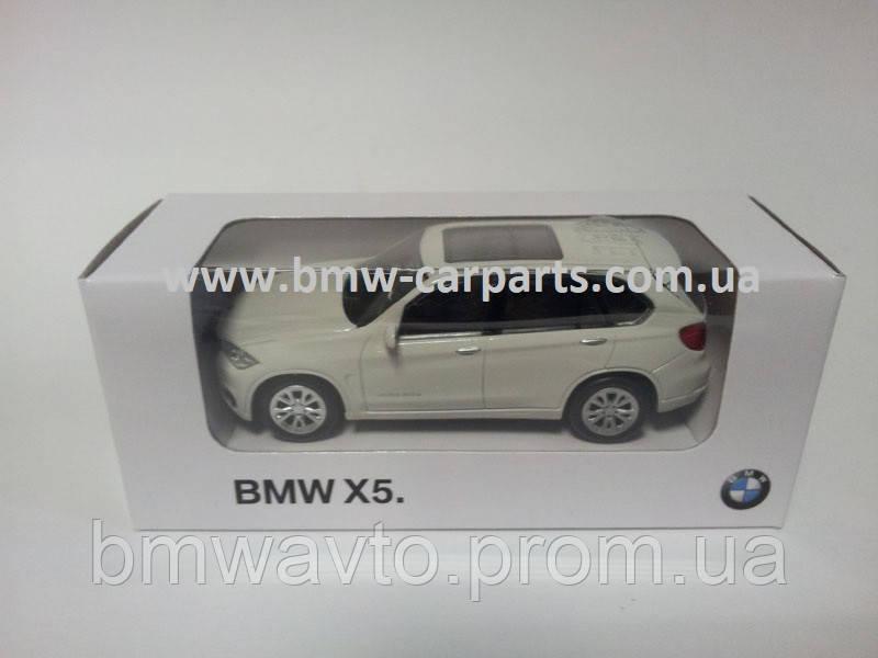 Модель автомобиля BMW X5 (F15), 1:64 scale, фото 2