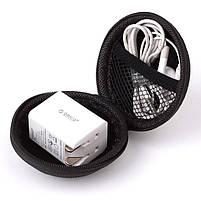 Чехол для хранения спортивных наушников ORICO Black, фото 4