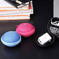 Чехол для хранения спортивных наушников ORICO Pink, фото 5
