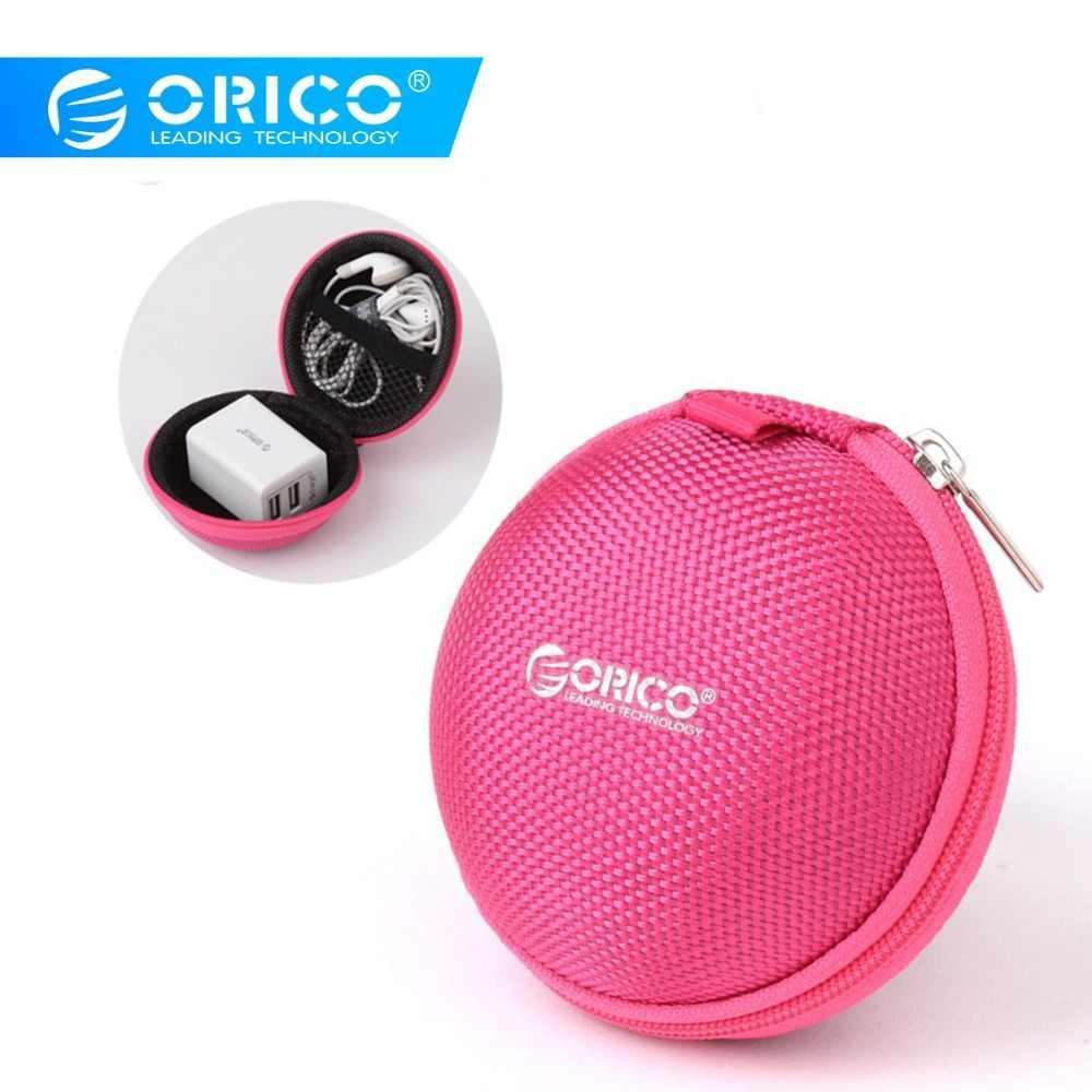 Чехол для хранения спортивных наушников ORICO Pink