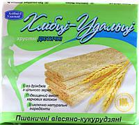 """Хлебцы-удальцы """"Пшеничные овсяно-кукурузные"""", 100г"""