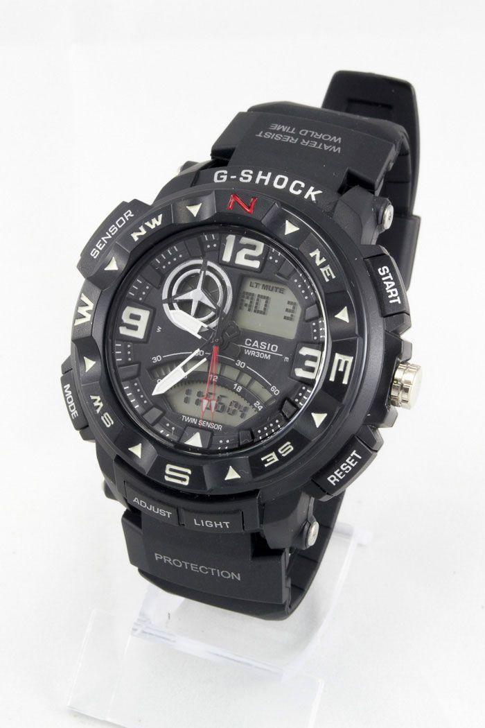 Спортивные наручные часы Casio G-Shock (код: 12554)