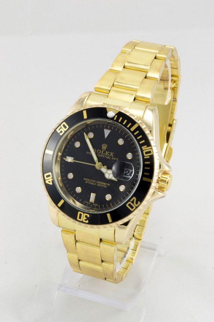 Мужские наручные часы Rolex (код: 12562)
