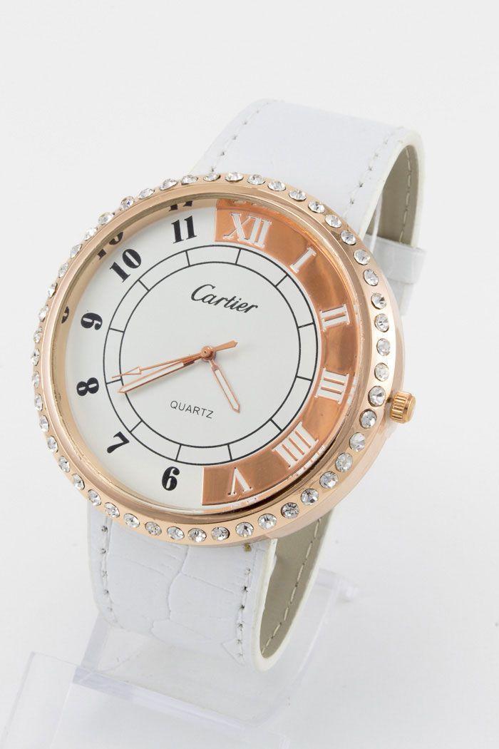 Женские наручные часы Cartier (код: 12739)