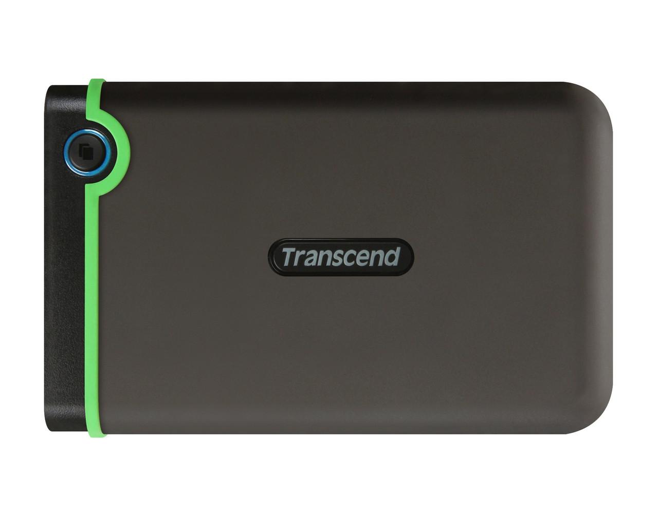 Внешний жесткий диск 2Tb Transcend StoreJet 25MC Black 2.5 USB 3.0 TS2TSJ25MC