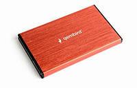 Карман внешний 2,5 Gembird EE2-U3S-3-R Red SATA USB3.0