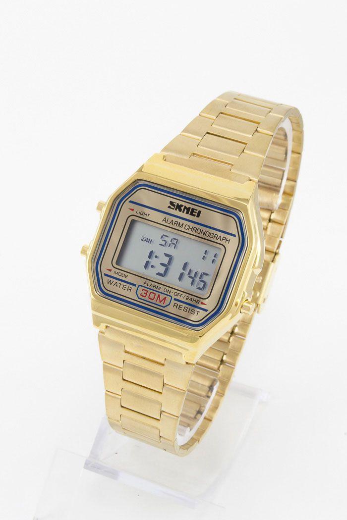 Мужские наручные часы Skmei (код: 13022)