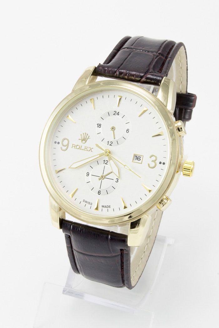 Мужские наручные часы Rolex (код: 13026)