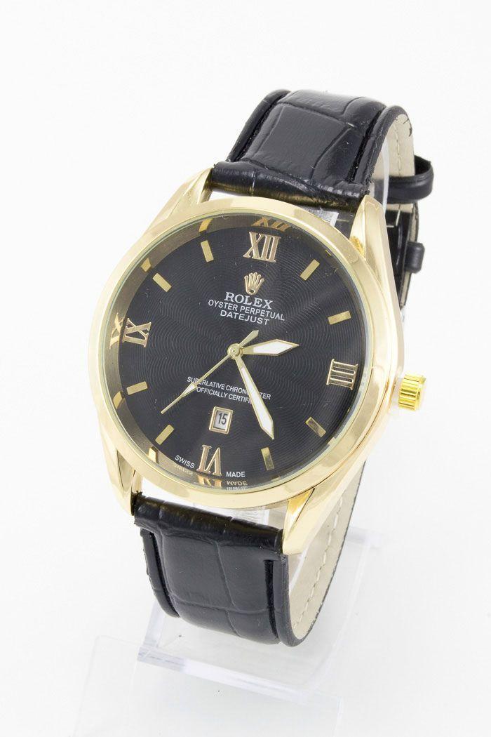 Мужские наручные часы Rolex (код: 13034)