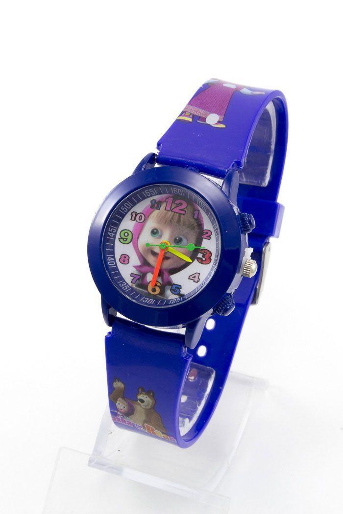 Детские наручные часы Маша и Медведь (код: 13100)