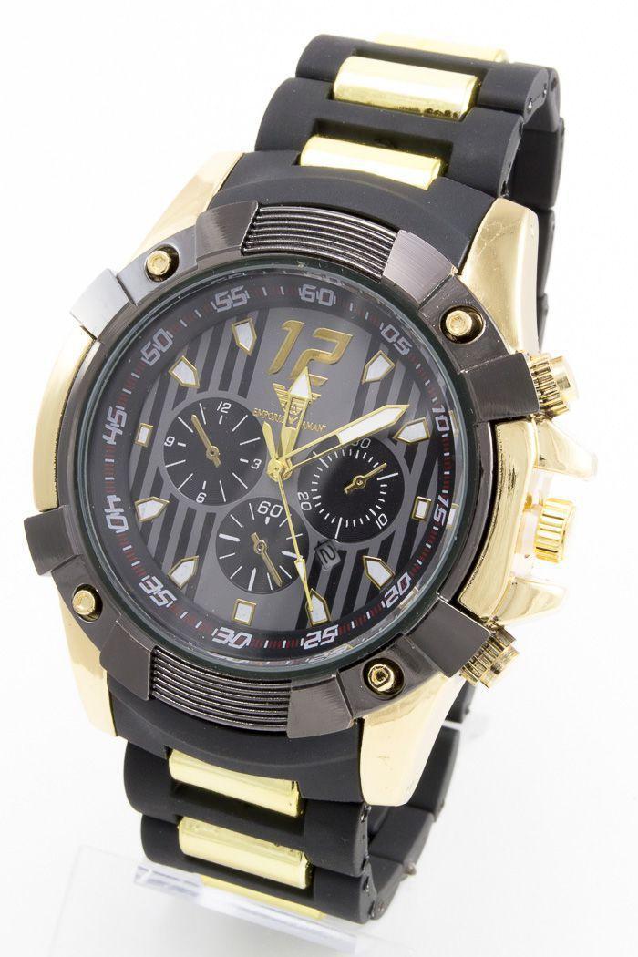 Мужские наручные часы Emporio Armani (код: 13219)