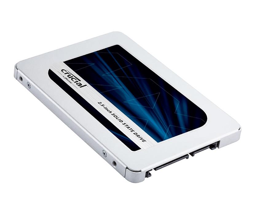 Твердотельный накопитель 250Gb Crucial MX500 SATA3 CT250MX500SSD1
