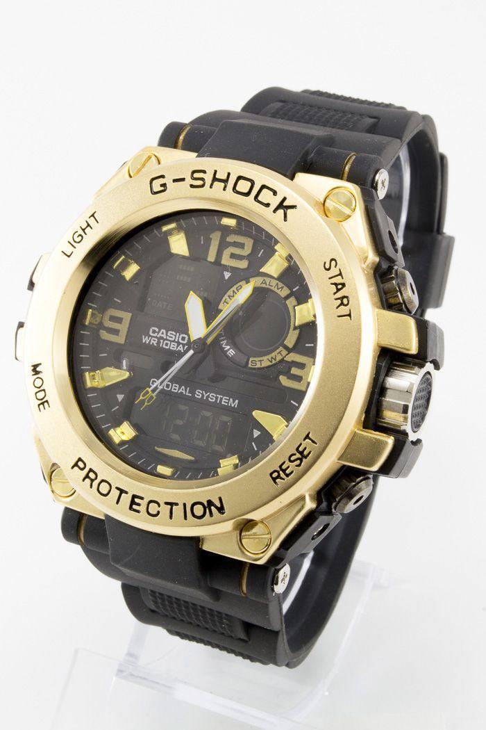 Наручные спортивные часы Casio G-Shock (код: 13402)
