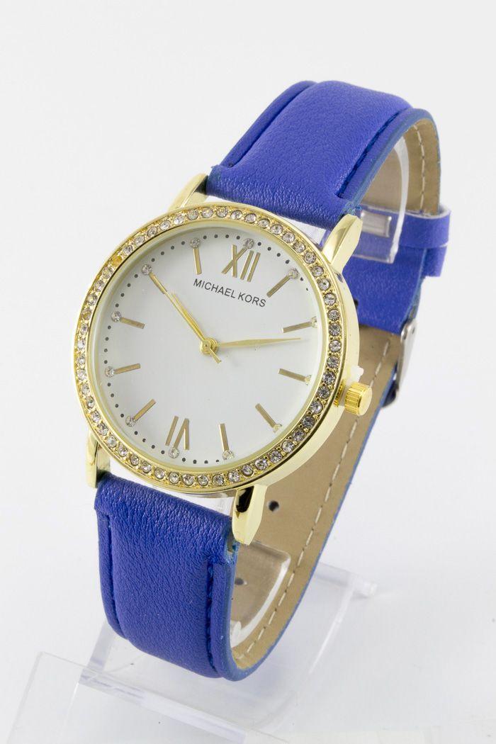Женские наручные часы Mi-hael Kor$ (в стиле Майкл Корс) (код: 13484)