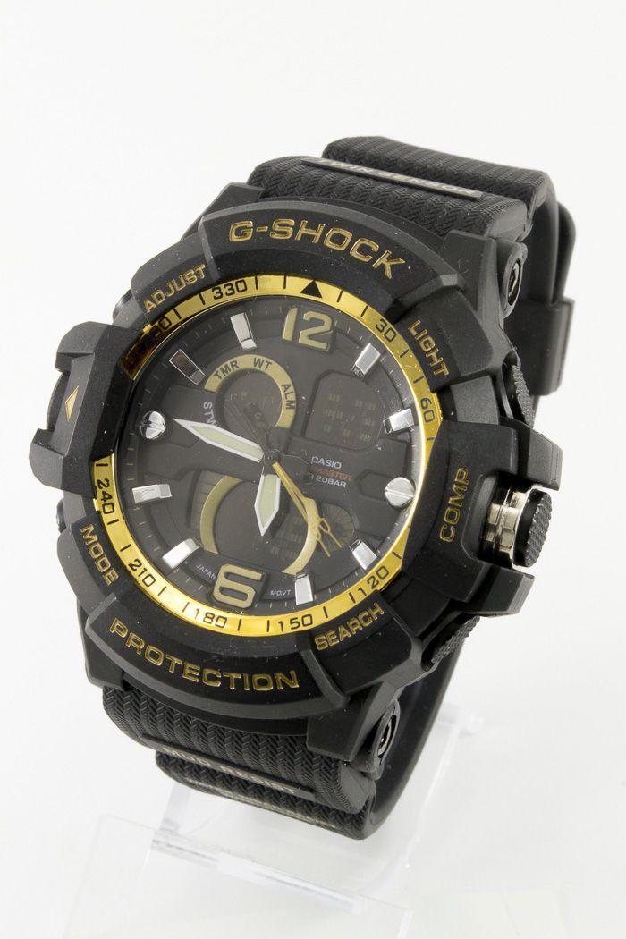 Спортивные наручные часы Casio G-Shock (код: 13493)