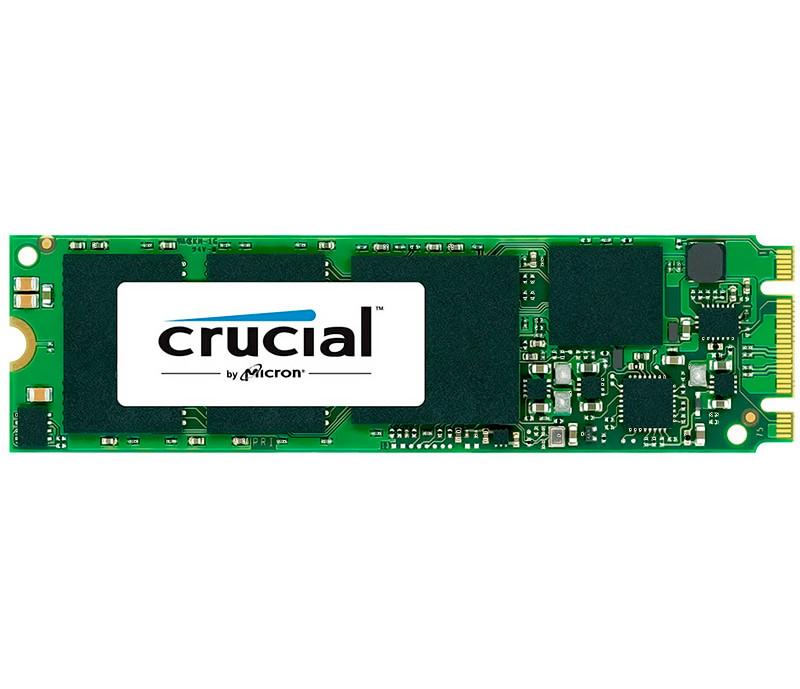 Твердотельный накопитель M.2 250Gb Crucial MX500 SATA3 CT250MX500SSD4