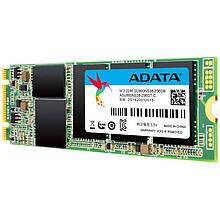 Твердотельный накопитель M.2 256Gb A-Data Ultimate SU800 SATA3 ASU800NS38-256GT-C