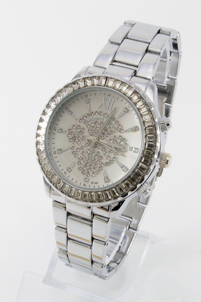 Женские наручные часы Mi-hael Kor$ (в стиле Майкл Корс) (код: 13523)