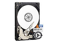 Жесткий диск 2.5 500Gb Western Digital AV-25 SATA2 16Mb 5400 rpm WD5000LUCT Ref