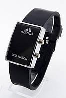 Наручные LED Adidas часы (код: 13642)