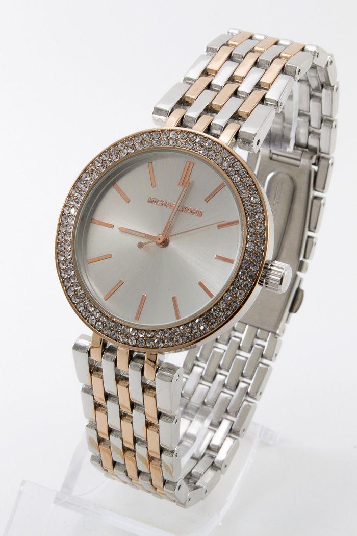 Женские наручные часы Mi-hael Kor$ (в стиле Майкл Корс) (код: 13707)