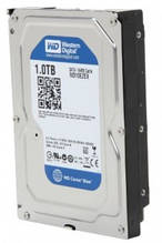 Жесткий диск 3.5 1Tb Western Digital Blue SATA3 64Mb 7200 rpm WD10EZEX