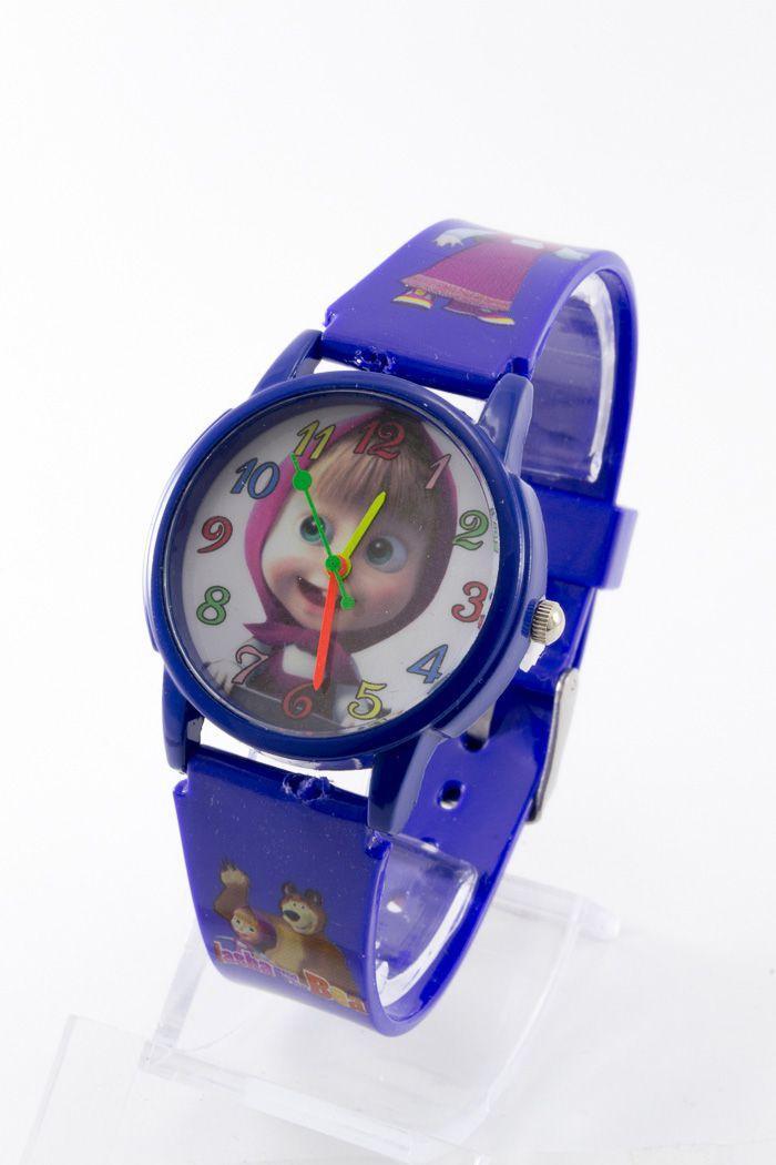 Детские наручные часы Маша и Медведь (код: 13731)