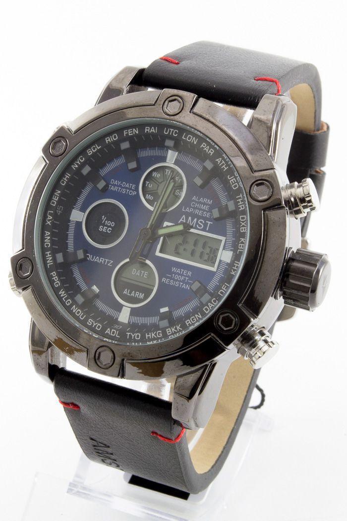 Мужские наручные часы AMST (код: 13746)