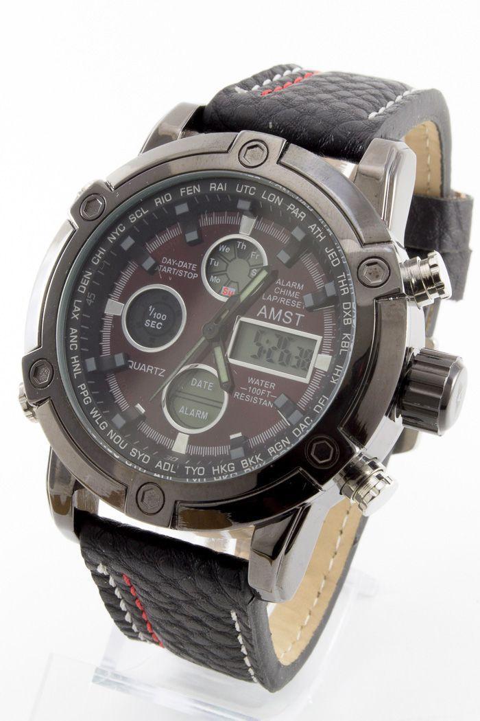 Мужские наручные часы AMST (код: 13748)