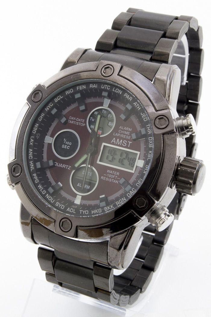 Мужские наручные часы AMST (код: 13750)
