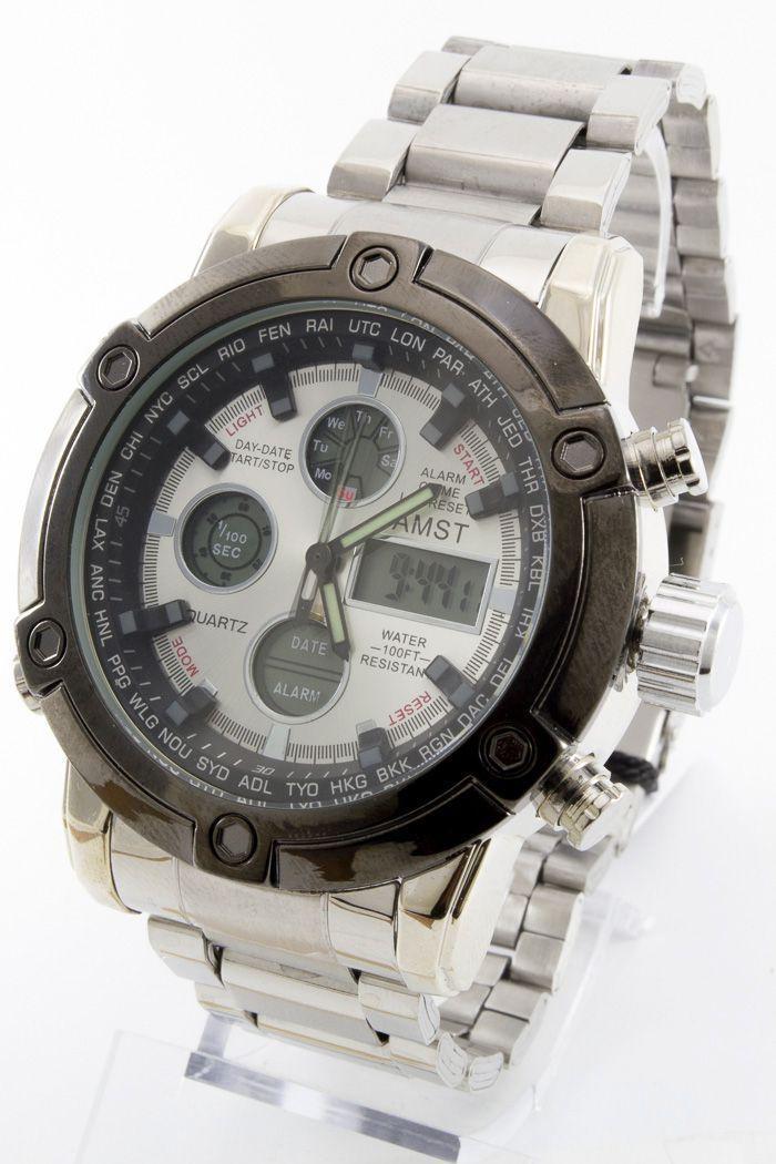 Мужские наручные часы AMST (код: 13752)