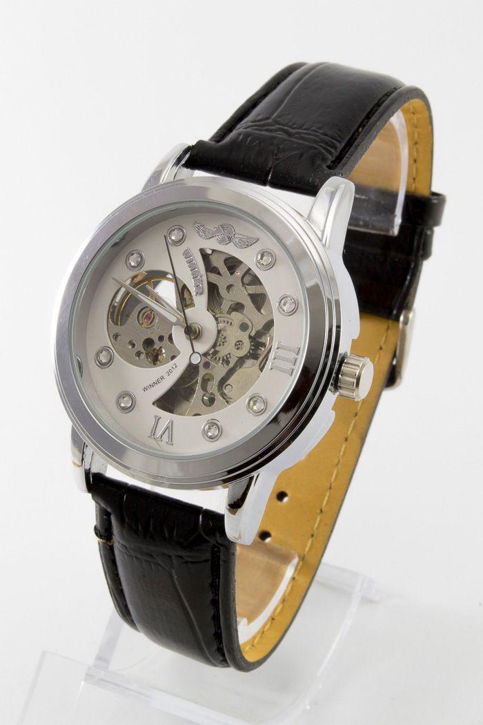 Купить Механические наручные часы Winner (код  13767)  продажа a64ebce3eb6c2