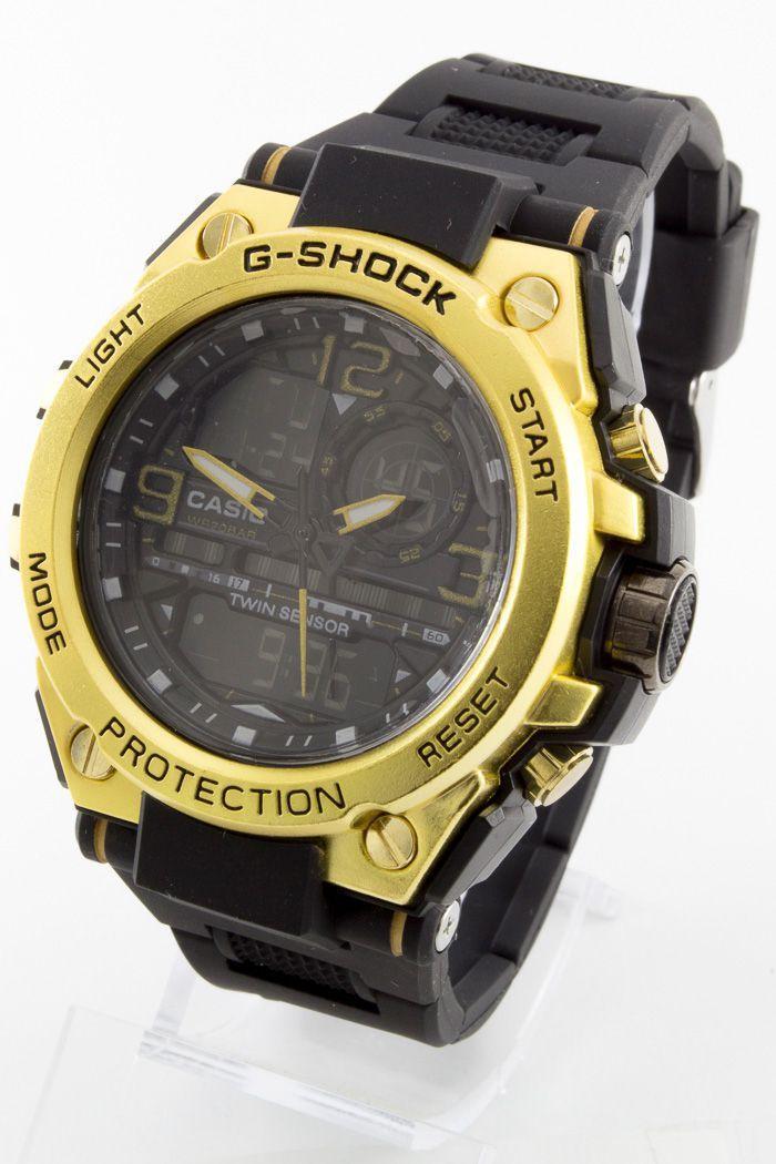 Спортивные наручные часы Casio G-Shock (код: 13843)