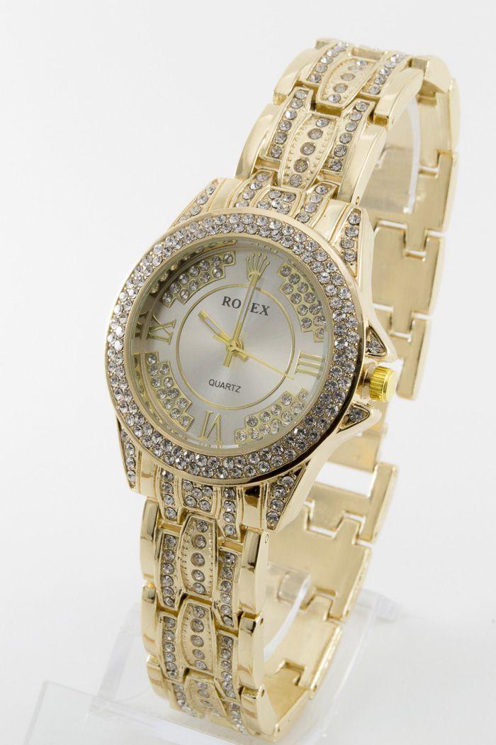 Женские наручные часы Rolex (код: 13858)