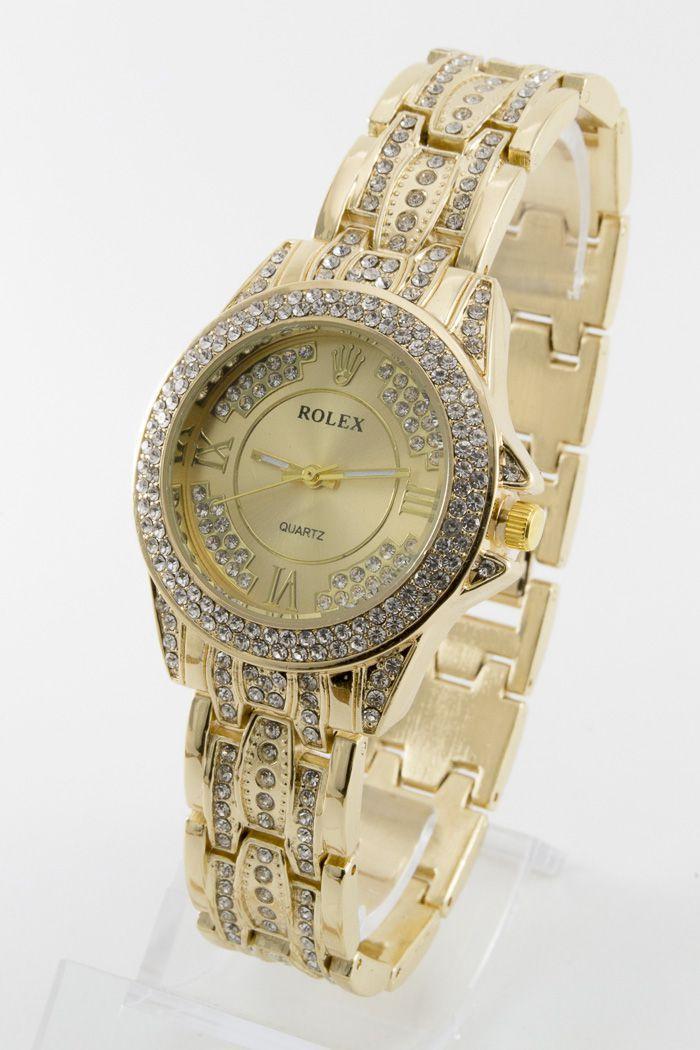Женские наручные часы Rolex (код: 13859)